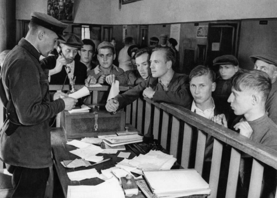 22 июня 1941 года День памяти и скорби