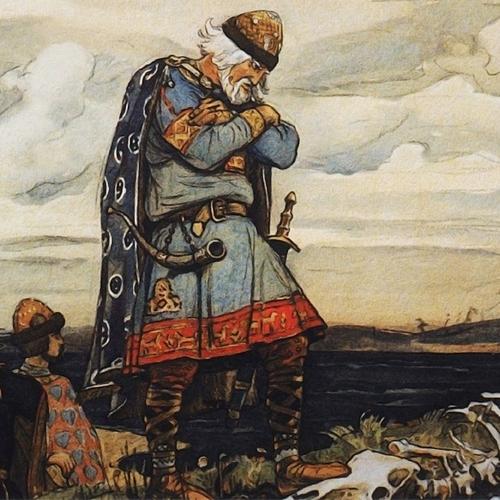 История создания пушкина повесть о повести о вещем олеге