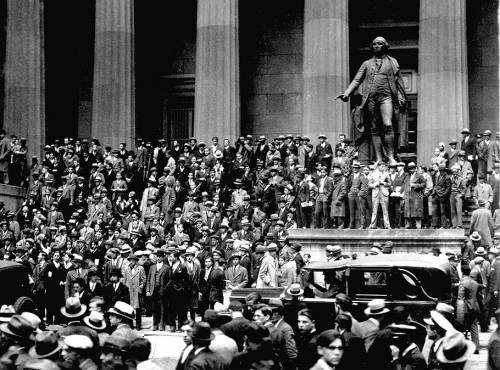an overview of the history of black thursday The wall street crash of 1929, also known as black tuesday (october 29), the great crash, or the stock market crash of 1929, began on october 24, 1929 (black thursday), and was the most devastating stock market crash in the history of the united states, when taking into consideration the full extent and duration of its after effects.