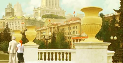 Какой могла быть Москва без «хрущёвок»