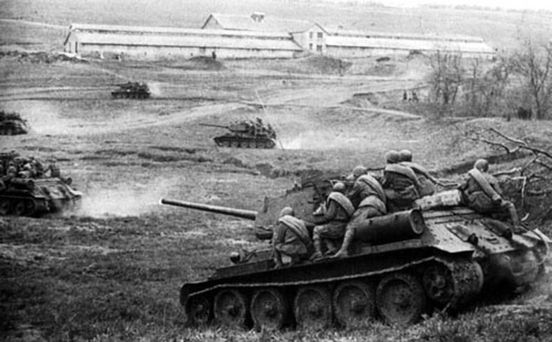 Краткий курс истории. Освобождение Украины: начало — История России