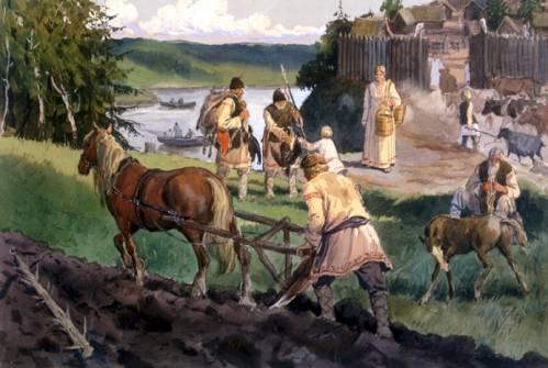 Наши предки славяне доклад 2305