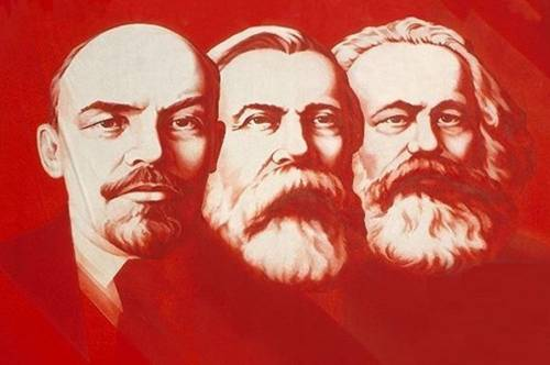 Марксизм в россии доклад кратко 5771