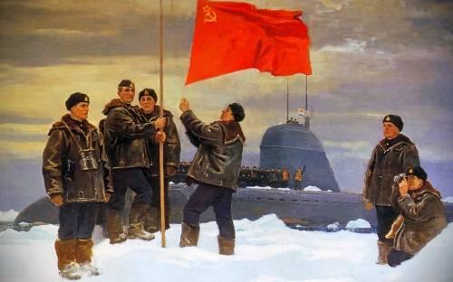 Арктические владения россии