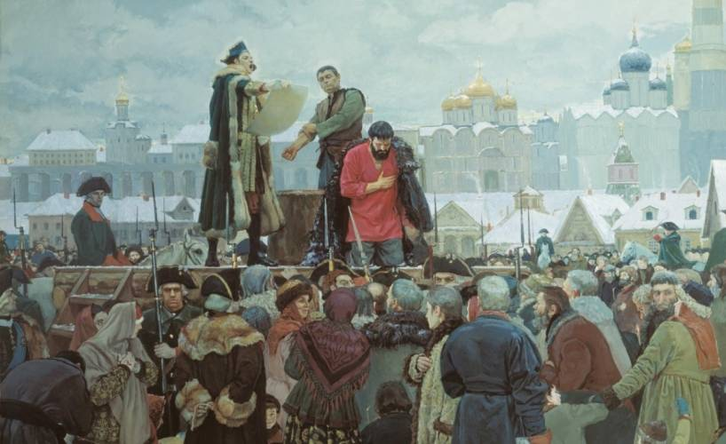С какого года в россии отменена смертная казнь
