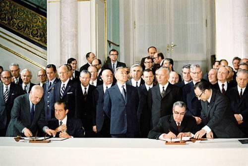 Договор ОСВ-I: кратко, предпосылки, заключение, последствия ...