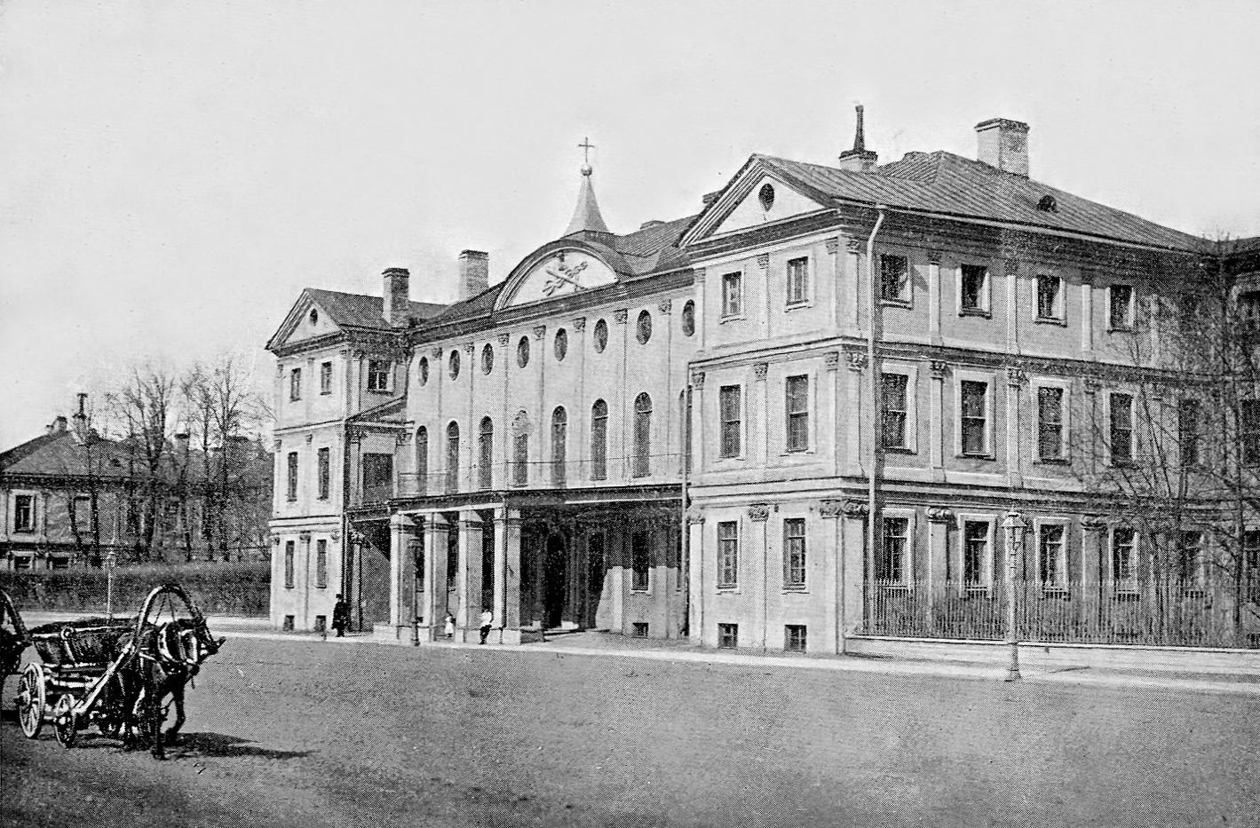 Первый Кадетский корпус