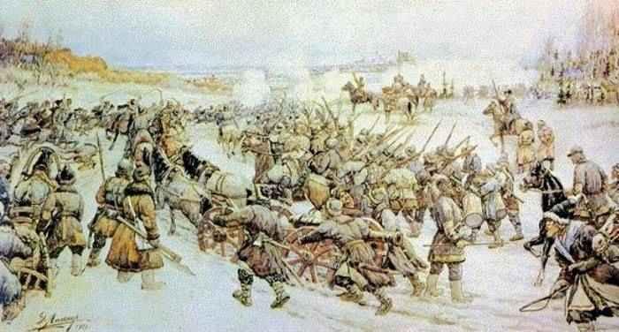 Восстание Ивана Болотникова