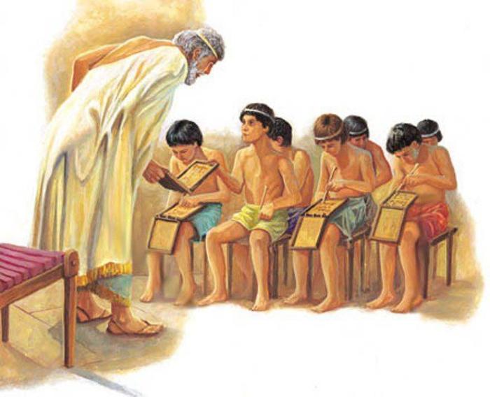 Система образования в древней греции доклад 8740