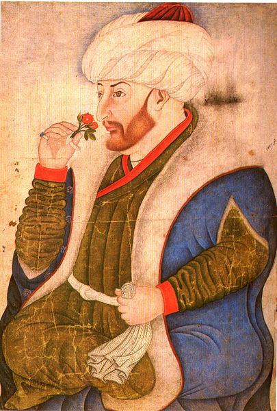 Мехмед 2 не был гомосексуалистом