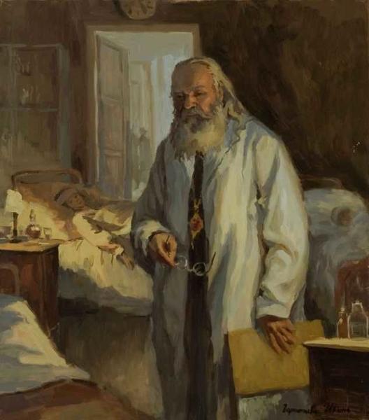 Святитель Лука (Войно-Ясенецкий) (1887–1961): биография и ... Премия на Работе