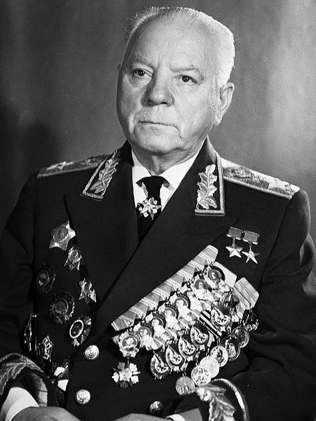 Клим Ворошилов