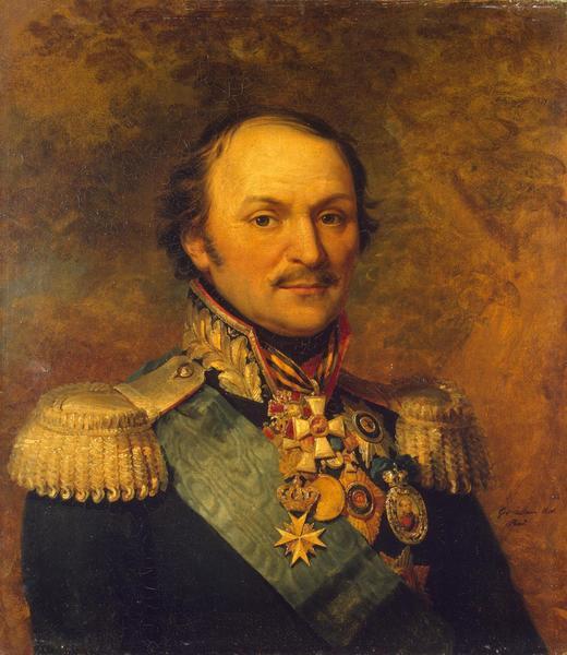 Посмертный портрет работы Джорджа Доу