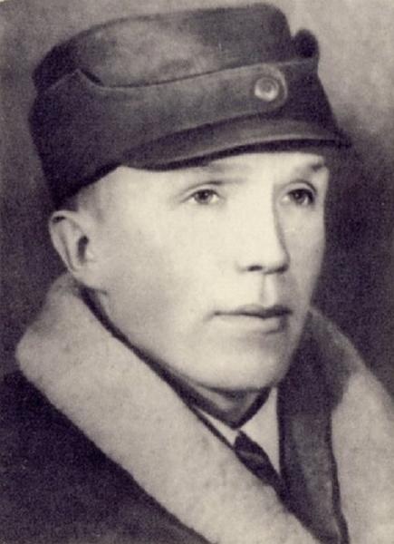 Николай Кузнецов в 1940 году, когда он довел эффективность своей работы в контрразведке до максимальной