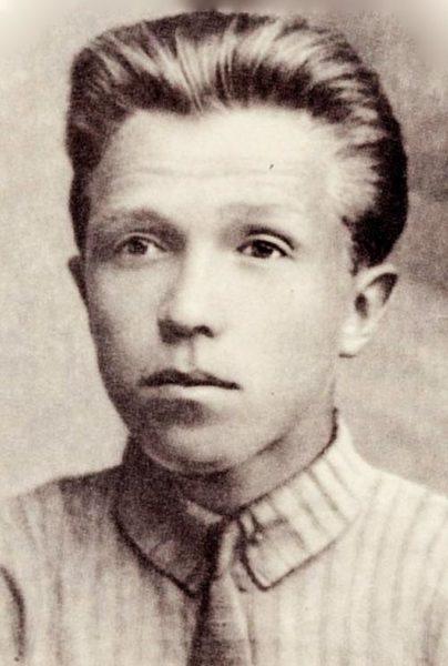 Никанор Кузнецов в середине 1920 годов