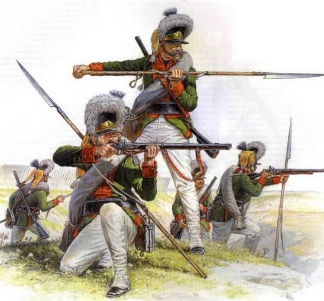 Русские мушкетеры