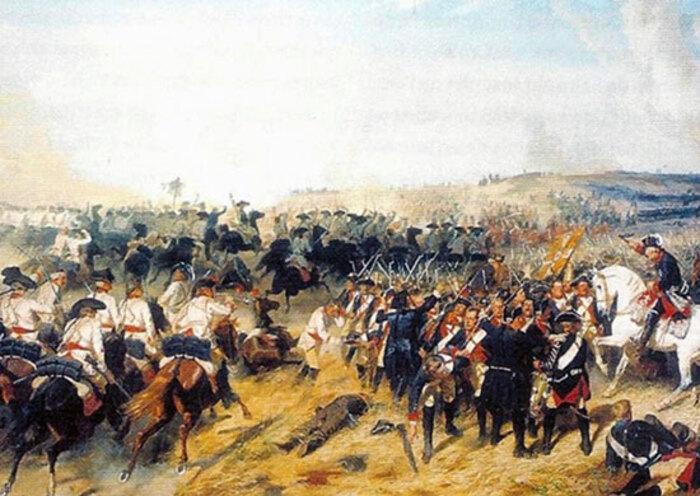 Битва при Цорндорфе