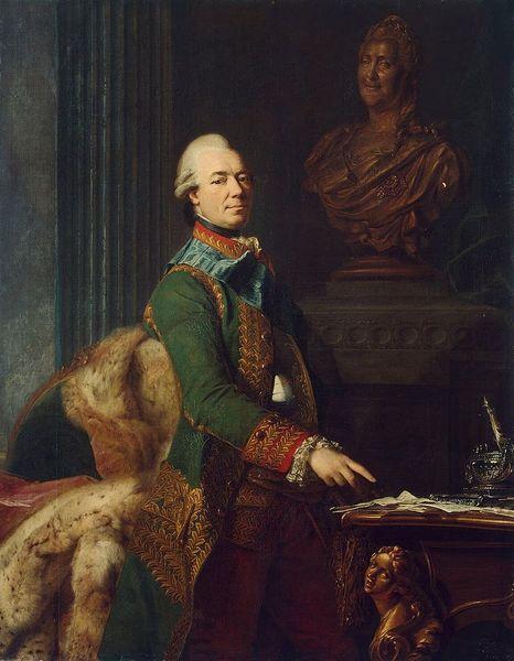 Генерал Захар Чернышев