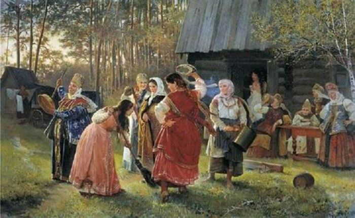 Крестьянский праздник