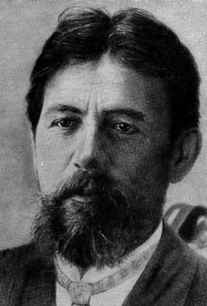 Последняя фотография Антона Чехова, 1904 год