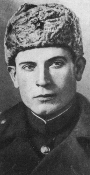Иван Туркенич, командир «Молодой гвардии»